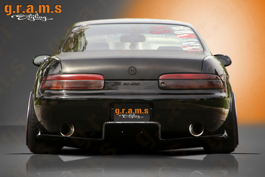 Lexus Soarer Top Secret / Shine Style Diffuser – Gramsstyling co uk