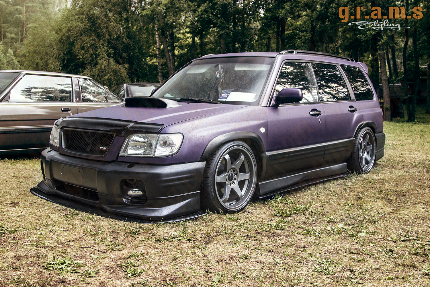 lip2 sidesteps forester