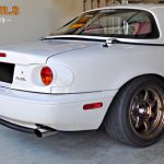 SH67 MX-5 GV style rear plate cover4